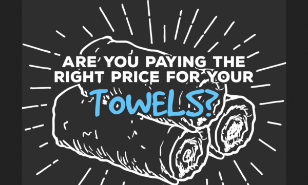 Thumbnail - infographic - Are You Paying The Right Price For Your Towels
